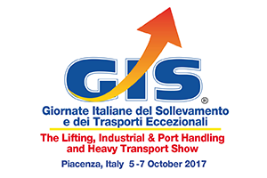 ICR Sprint Coatings staff at GIS - The Lifting, Industrial & Port Handling and Heavy Transport expo